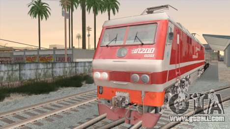 ÈP200-0001 for GTA San Andreas