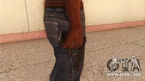 Beretta 92 FS for GTA San Andreas third screenshot