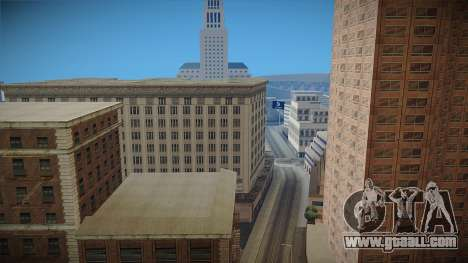 GTA HD Mod 3.0 for GTA San Andreas seventh screenshot