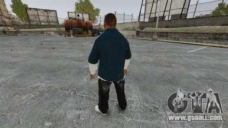 Clinton Franklin for GTA 4 second screenshot