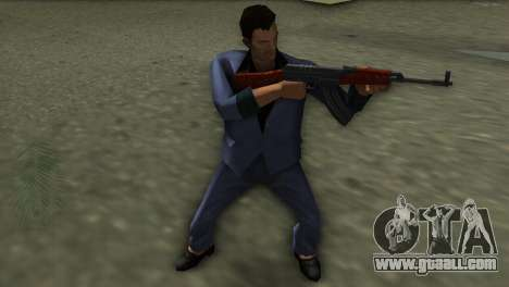 Vz-58 for GTA Vice City forth screenshot