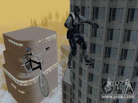 Cell for GTA San Andreas sixth screenshot