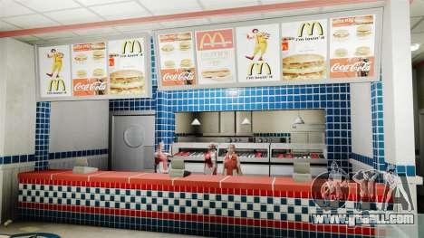 Eating McDonalds and Taco Bell for GTA 4 third screenshot