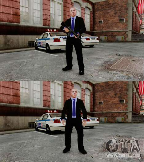 The removal of weapons for GTA 4