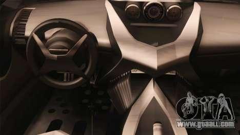 SuperMotoXL CONXERTO v2.0 for GTA San Andreas right view