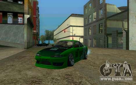 Nissan Silvia S14a for GTA San Andreas