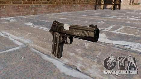 Gun Colt 45 Kimber for GTA 4