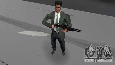 SPAS 12 for GTA Vice City forth screenshot
