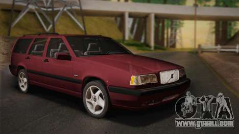 Volvo 850 Estate Turbo 1994 for GTA San Andreas
