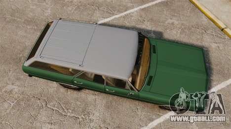 Classique Cruiser for GTA 4 right view