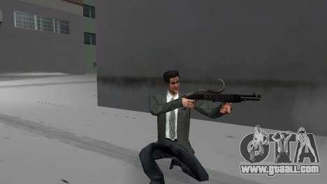 SPAS 12 for GTA Vice City third screenshot