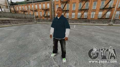 Clinton Franklin for GTA 4