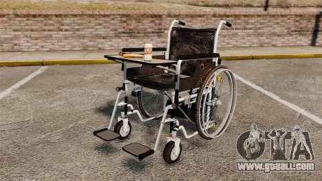 Funny Wheelchair for GTA 4