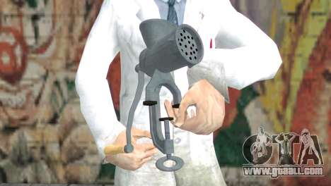 Meat Grinder for GTA San Andreas third screenshot