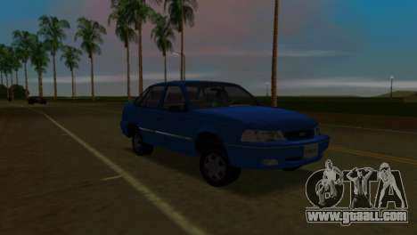 Daewoo Cielo for GTA Vice City right view
