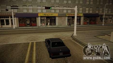 GTA HD Mod 3.0 for GTA San Andreas second screenshot