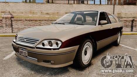Solair 2000 Facelift for GTA 4