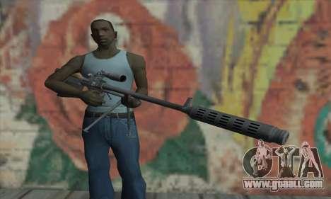 RCAF for GTA San Andreas third screenshot