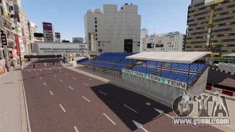 Location Of Shibuya for GTA 4 third screenshot