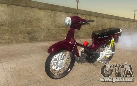 Honda Dream 100 VietNam for GTA San Andreas