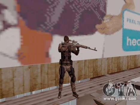 Cell for GTA San Andreas third screenshot