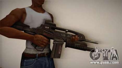 XM-586 for GTA San Andreas third screenshot
