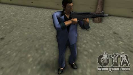 Compact Automatic Dragunov (MA) for GTA Vice City forth screenshot