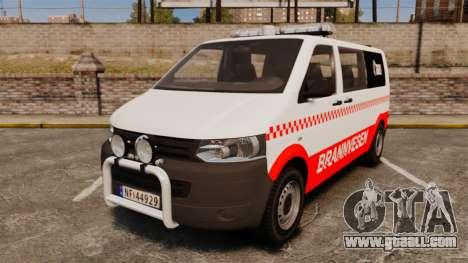 Volkswagen Transporter T5 2010 [ELS] for GTA 4