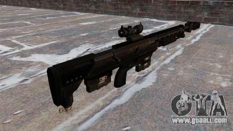Sniper rifle DSR-Precision GmbH DSR-50 for GTA 4 second screenshot