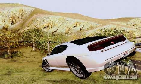 Buffalo from GTA V for GTA San Andreas engine
