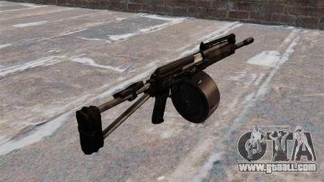 Saiga-12 shotgun for GTA 4 second screenshot