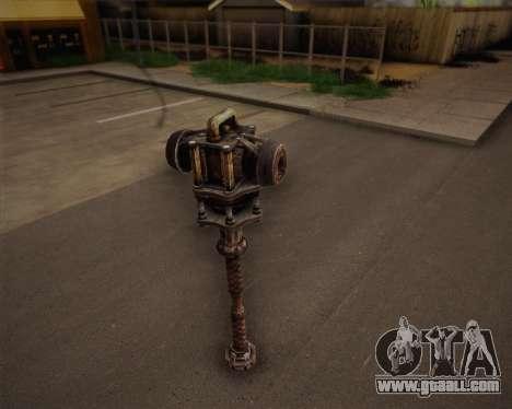 Bat mutant of Fallout 3 for GTA San Andreas second screenshot