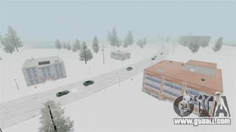 Location Of Arctic Wonderland for GTA 4 seventh screenshot