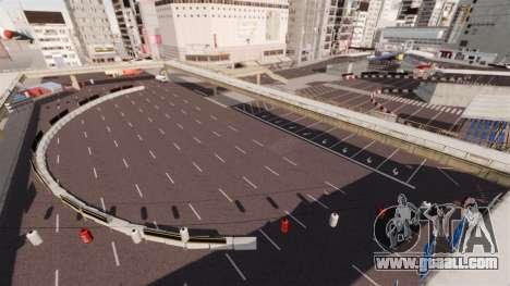 Location Of Shibuya for GTA 4 ninth screenshot
