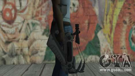 Crossbow of Timeshift for GTA San Andreas third screenshot