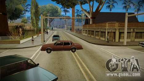 GTA HD Mod 3.0 for GTA San Andreas