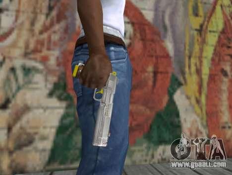 Ebony for GTA San Andreas third screenshot