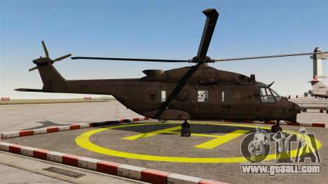 Eurocopter NHIndustries NH90 [EPM] for GTA 4 left view