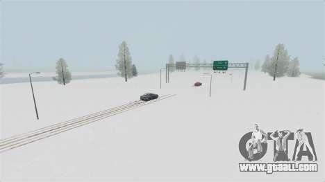 Location Of Arctic Wonderland for GTA 4 fifth screenshot