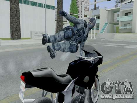 Cell for GTA San Andreas seventh screenshot