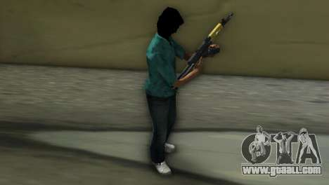 Yugo M92 for GTA Vice City second screenshot