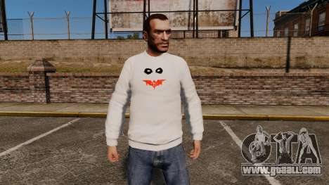 Sweater-The Joker- for GTA 4