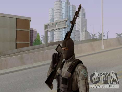 Cell for GTA San Andreas eighth screenshot