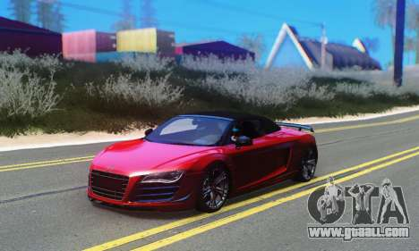 ENBSeries By AVATAR v3 for GTA San Andreas eighth screenshot