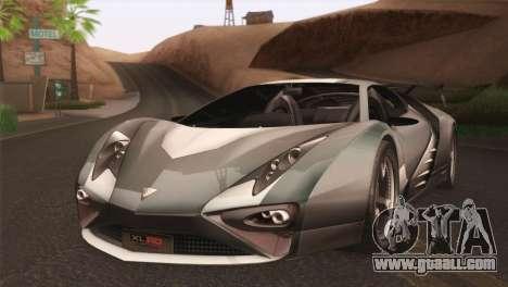 SuperMotoXL CONXERTO v2.0 for GTA San Andreas