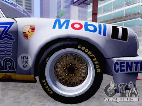 Porsche 911 RSR 3.3 skinpack 1 for GTA San Andreas right view