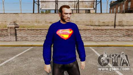 Superman collection for GTA 4