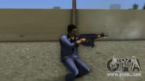 Compact Automatic Dragunov (MA) for GTA Vice City sixth screenshot