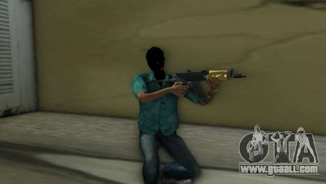 Yugo M92 for GTA Vice City forth screenshot
