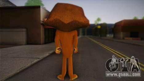 Alex for GTA San Andreas second screenshot